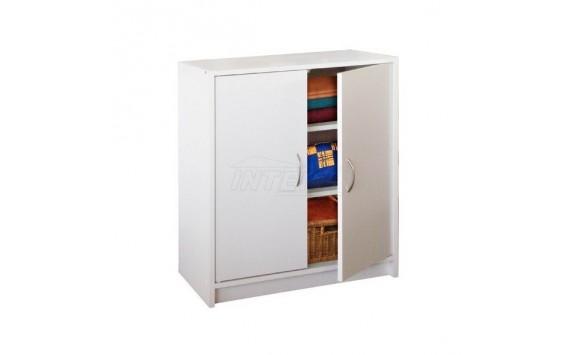Prádelník s dvířky IA7871B bílá