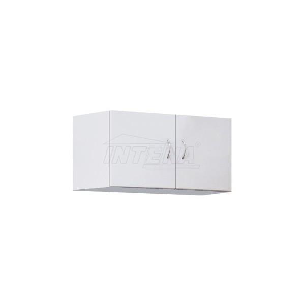 Nástavec šatní skříně IA8B - lamino bílá