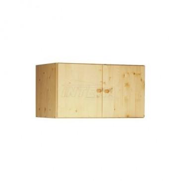 Nástavec na skříň IA811, masiv smrk