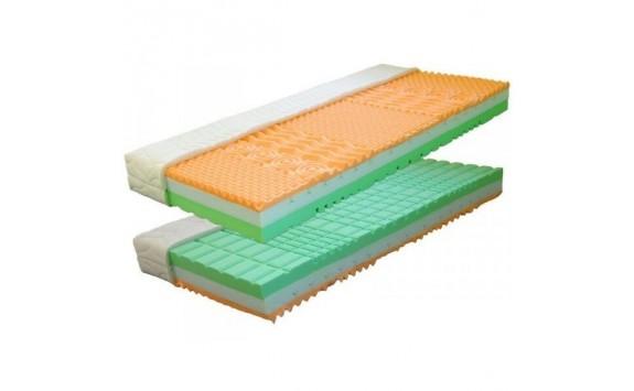 Matrace CAPRI, líná pěna + studená BIO pěna
