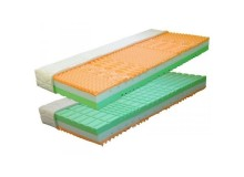 Matrace CAPRI 180x200 z líné pěny + studené BIO pěny