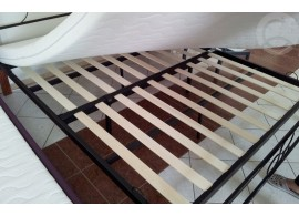 Noční stolek k posteli IDE140A, buk