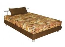 Čalouněná postel s úložným prostorem ADRIANA 110x200