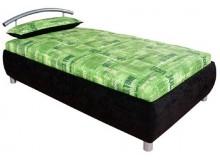 Čalouněná postel s úložným prostorem CEYLON 90x200