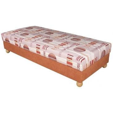 Čalouněná postel - válenda s úložným prostorem CLIP 90x200