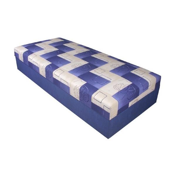 Čalouněná postel - válenda s úložným prostorem DENVER 90x200
