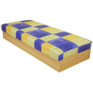 Čalouněná postel - válenda s úložným prostorem JUNIOR 85x195