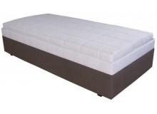 Čalouněná postel - válenda s úložným prostorem PLUTO 90x200
