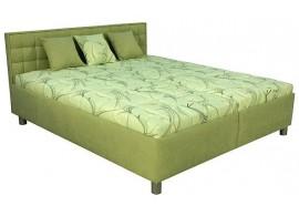 Čalouněná postel s úložným prostorem BOBBY 180x200