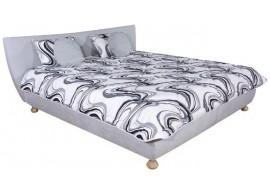 Čalouněná postel s úložným prostorem CALIFORNIA 160x200