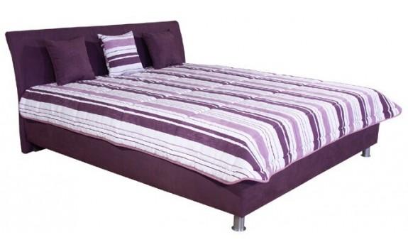 Čalouněná postel s úložným prostorem COLUMBIA 180x200