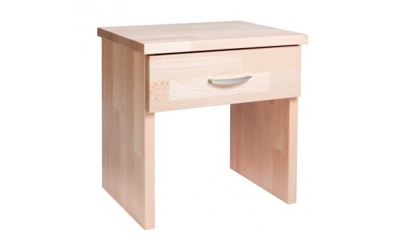 Noční stolek z masivu ALEX, buk
