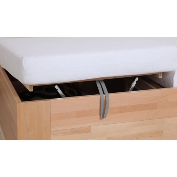 3fd0f594b2b9 ... Zvýšená postel s úložným prostorem VALENCIA senior 160x200