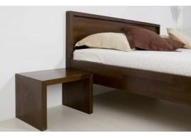 Dětská postel s úložným prostorem DREW-131, masiv borovice