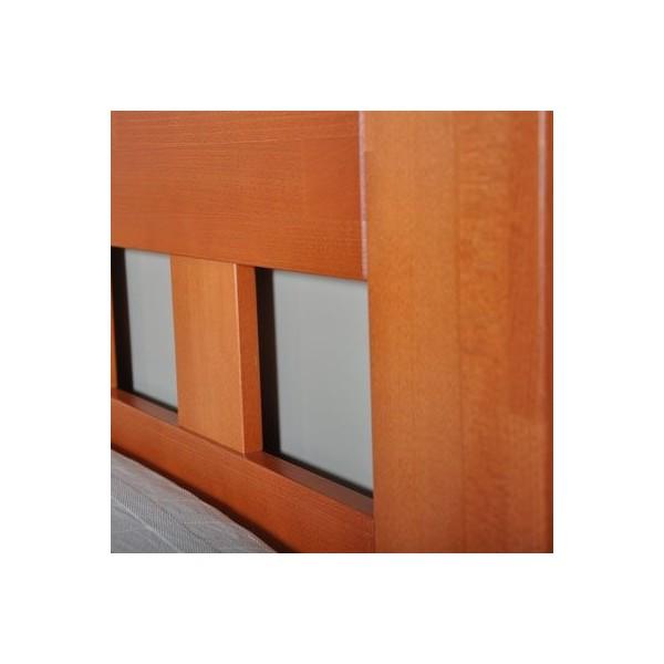 5212d0039e45 Manželské postele kovovové - Ložnice INTENA
