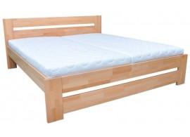 Manželská postel - dvoulůžko DITA 160x200, 180x200