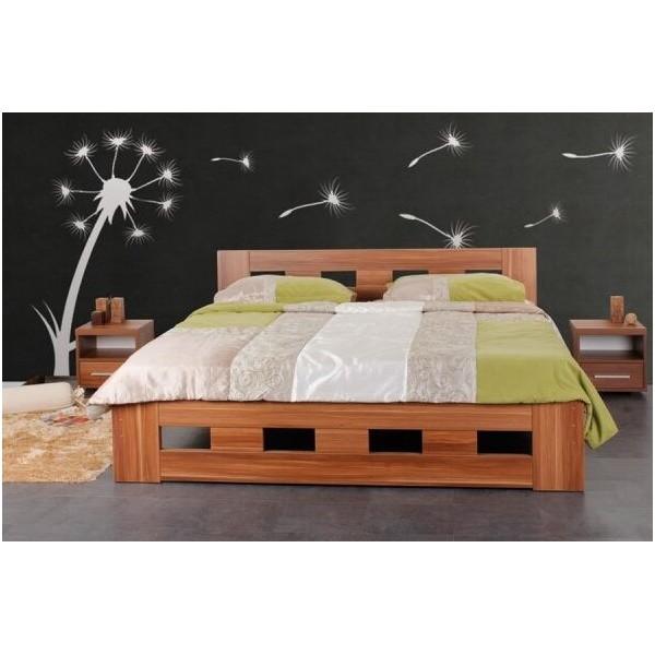 Manželská postel - dvojlůžko DOROTA 180x200, merano