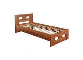 Manželská postel s úložným prostorem, boční výklop BEN 160x200, 180x200