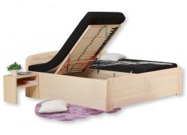 Manželská postel z masivu FLORENCIA - F122 180x200, masiv buk