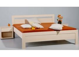 Zvýšená postel z masivu SOFIA - F111 180x200, masiv buk