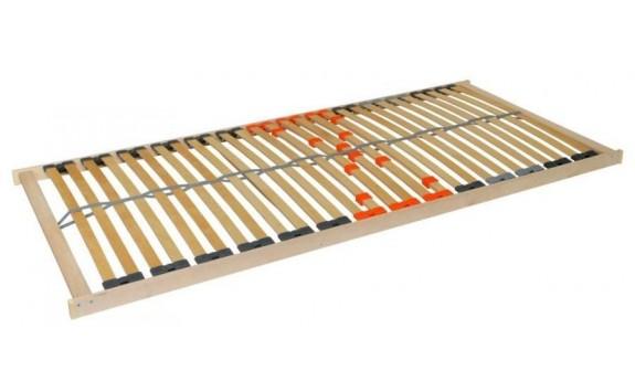 Pevný lamelový rošt do postele DOUBLE KLASIK 90x200