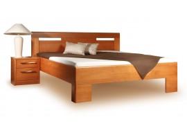 Manželská postel z masivu VAREZZA 5 senior 160x200, 180x200, masiv buk