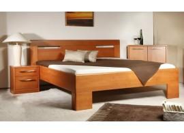 Manželská postel z masivu FLORENCIA - F123 180x200, masiv buk