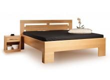 Manželská postel - dvojlůžko VAREZZA 3 senior 160x200, 180x200, masiv buk