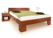 Manželská postel z masivu VAREZZA 6B 160x200, 180x200, masiv buk