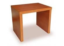 Noční stolek L24 line - calvados - 2 ks skladem