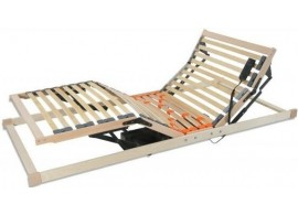 Noční stolek k posteli IDE140B, bílá