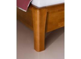 Regál, policová knihovna IDE1613B lamino ořech