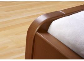 Noční stolek VALENCIA senior č.202/B masivní buk - bílá
