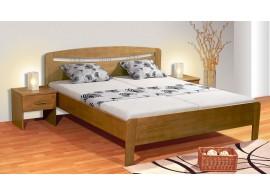 Poschoďová postel Taťka s roštem K52/ZO-PEDRO