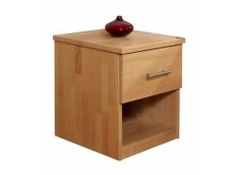 Noční stolek LEONA, masiv buk