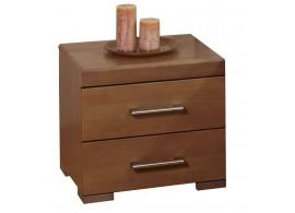 Noční stolek LIVIA, masiv buk