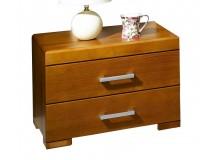 Noční stolek CAROLINA V50, masiv buk
