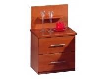 Noční stolek ASPENA, masiv buk