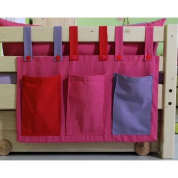 Textilní kapsy D207-Domino