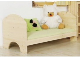 Moderní čalouněná postel s úložným prostorem MONACO 180x200 AKCE !!!