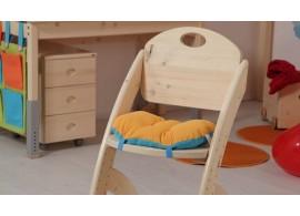 Noční stolek zásuvkový VK-NR 3, masiv buk