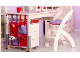 Horní postel se zábranou MIA-41 - pravá