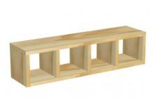 Závěsný box velký D807-Domino