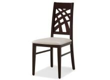 Moderní jídelní židle do kuchyně ZR506 - buk, olše, wenge