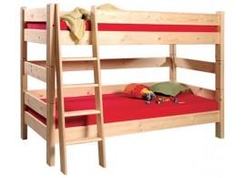 Dětská postel AGATA 90x200, masiv borovice