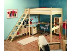 Dětská postel z masivu DIANA 90x200, smrk