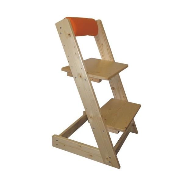 Dětská rostoucí židle Zuzka K40-PEDRO