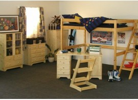 Dětská postel dvojlůžko DOMINO D904, DOPRAVA ZDARMA !!