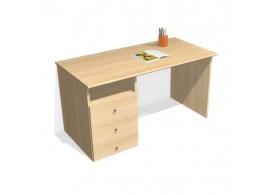 Stůl psací levý D16-DONALD