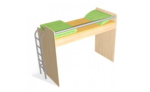 Patrová postel s žebříkem D52-DONALD